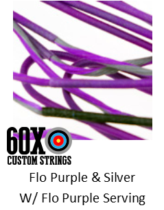 flo-purple-silver-w-flo-purple-serving-custom-bow-string-color.png